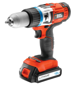 Black & Decker EGBHP188BK Percussion