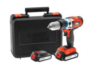 Black & Decker EGBHP188BK coffret