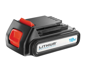 Black & Decker EGBHP188BK batterie 18V