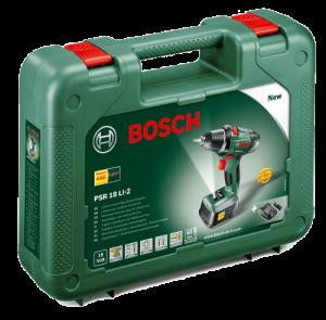 Perceuse visseuse Bosch PSR 14 4 LI-2 coffret
