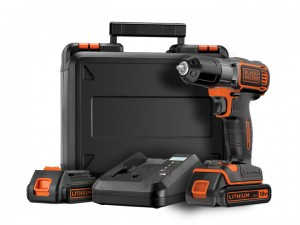 Black & Decker ASD184KB photo coffret