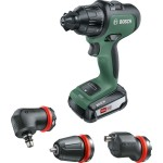 Bosch AdvancedImpact 18 multiples mandrin