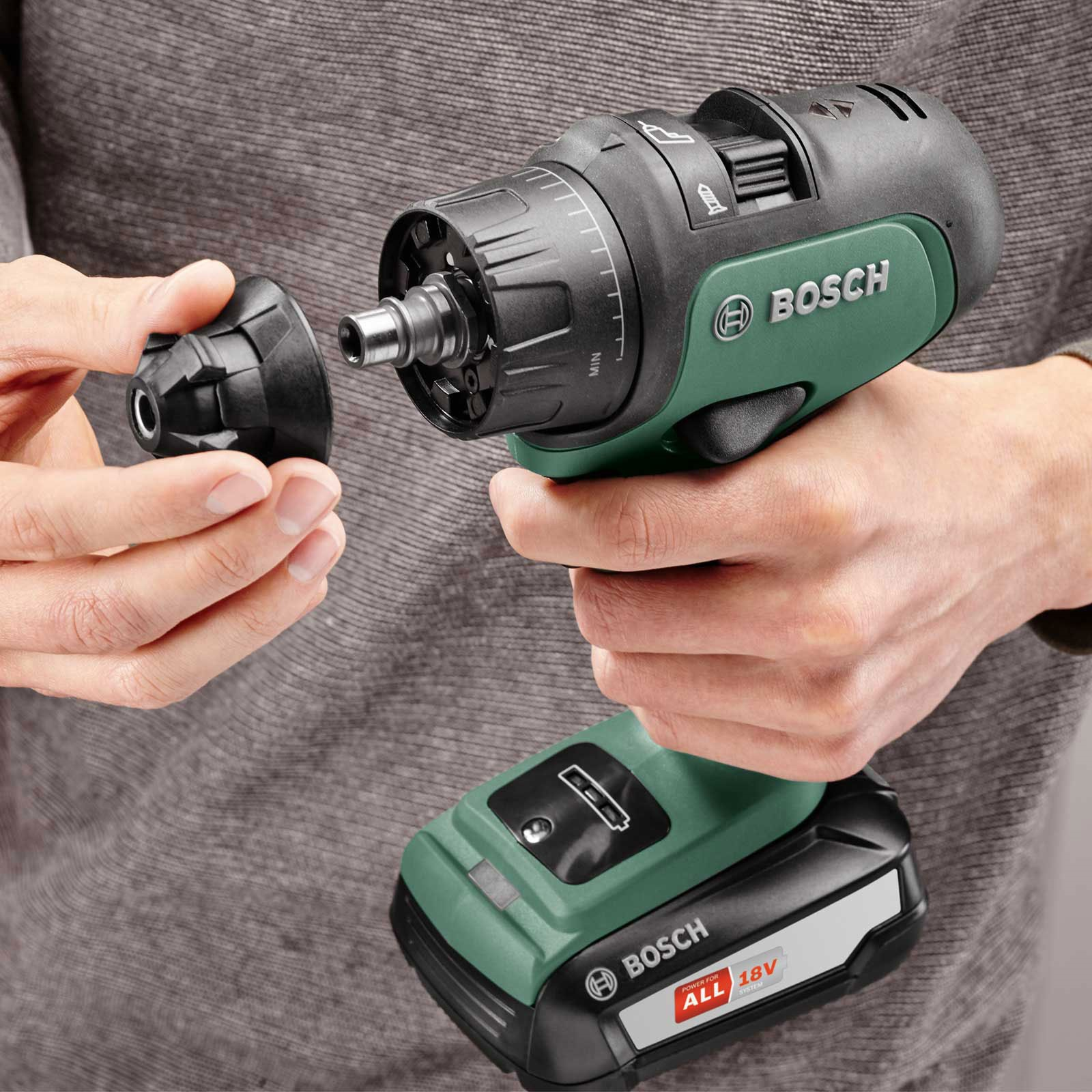 Perceuse visseuse Bosch AdvancedImpact 18